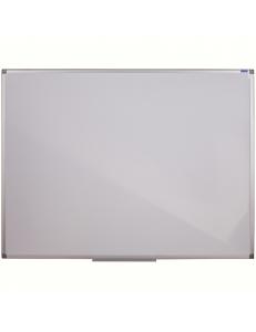 """Доска белая офисная  900х1200мм (магнитно-маркерная) алюминиевая рамка, полочка <WBS_9308> """"Спейс"""" 228157"""