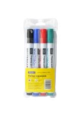 """Набор маркеров для доски """"OfficeSpace"""" 2,5мм (4цв.) пулевидный <WBM4_9503> 228781"""