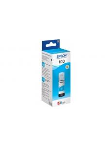 Картридж EPSON 103C (C13T00S24A) для L3100/3110/3150 Cyan 65мл (о) C13T00S24A