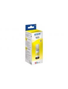 Картридж EPSON 103Y (C13T00S44A) для L3100/3110/3150 Yellow 65мл (о) C13T00S44A