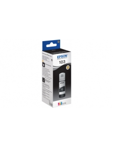 Картридж EPSON 103BK (C13T00S14A) для L3100/3110/3150 Black 65мл (о) C13T00S14A