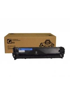 Картридж HP CF211A/Canon 731 CLJ Pro200 M251/MFP M276 (131A) Cyan (1,8K) GalaPrint GP-CF211A (131A)/731 C