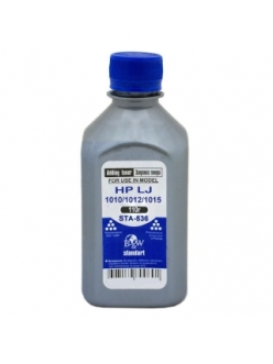 Тонер HP LJ 1010/1012/1015/1018/1020 110гр. B&W STA-536