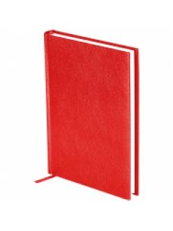 """Ежедневник А5 136л. недатированный """"Derby"""" красный, балакрон <En5_12503> """"OfficeSpace"""" 247756"""