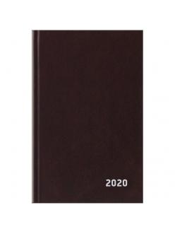 """Ежедневник А5 2020г. 168л. Коричневый БВ <ЕД5тБВ_26065> """"OfficeSpace"""" 280337"""