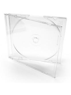 Бокс на  1 СD Slim (прозрачный) 2000035560010