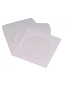 Конверт бумажный на 1CD (окно) 2000003560011