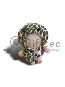 3D Игрушка Черепаха (размер 8-10 см) запечатка 5х5см / 2-PD8 4305