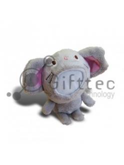3D Игрушка Мышка (размер 12 см) запечатка 5х5см / 2-PD32 4318