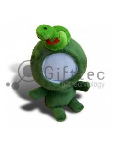 3D Игрушка Змея (размер 14 см) запечатка 5х5см / 2-PD35 4320