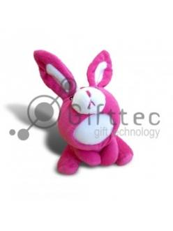 3D Игрушка Кенгуру РОЗОВЫЙ (размер 15 см) запечатка 5х5см / 2-PD40 4324
