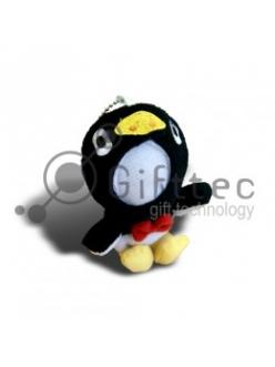 3D Игрушка Пингвин (размер 20 см) запечатка 8х8см / 2-PD49 4329