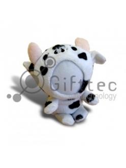 3D Игрушка Корова (размер 12см) запечатка 5х5см / 2-PD77 4341