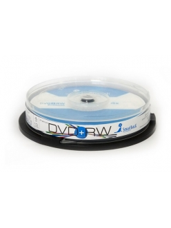 DVD+RW SmartTrack 4.7Gb 4x тех.уп.(10шт.) 4607177553092