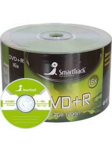 DVD+R SmartTrack 4.7Gb 16x тех.уп.( 50шт.)в пленке 4607177553764