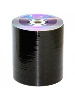 CD-R SmartTrack 700MB 80мин. 52x (100шт) в пленке 4607177554143
