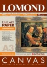 Фотобумага (300г, А3, 20л.) Холст Natural Canvas Dye LOMOND 0908312