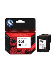 Картридж HP C2P10AE №651 Black C2P10AE
