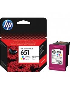 Картридж HP C2P11AE №651 Tri-colour C2P11AE