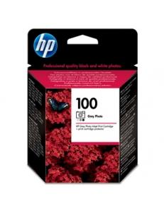 Картридж HP C9368A №100 PS325/475/2613/8153 серый фото C9368A