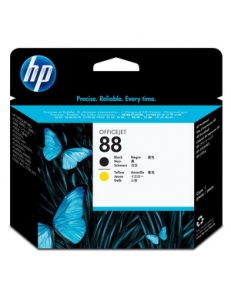 HP C9381A №88 OfficeJet K550 черн.+желт. печ.гол. C9381A