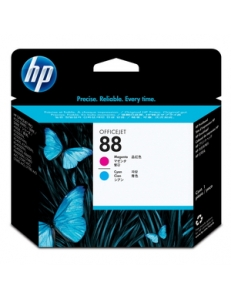 HP C9382A №88 OfficeJet K550 пурп.+голуб. печ.гол. C9382A