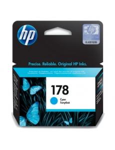 Картридж HP CB318HE №178 DJ C5383/6383 Cyan CB318HE