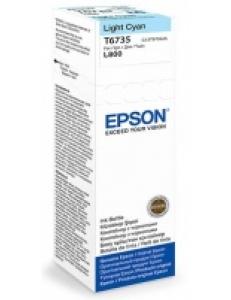 Картридж EPSON (C13T67354A) для L800 LCyan 70мл (о) T67354A