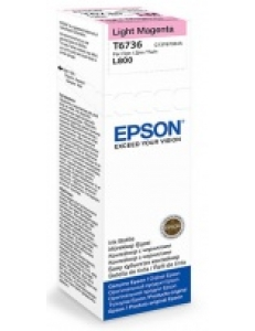 Картридж EPSON (C13T67364A) для L800 LMagenta 70мл (о) T67364A