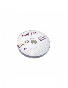"DVD-R NANOTEX 4.7Gb 16x ""Brand"" без.уп."