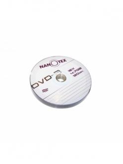 "DVD-R NANOTEX 4.7Gb 16x ""Brand"" без.уп."