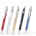 """Ручка шариковая """"Dragon"""" синяя, корпус металл, кнопочный механизм, 1,0мм,  корпус ассорти """"BRAUBERG"""" 141438"""