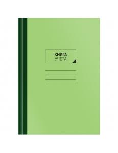 "Книга учета А4, клетка 96л. твердый картон, блок газетный 200х290мм ""OfficeSpace"" 153185"