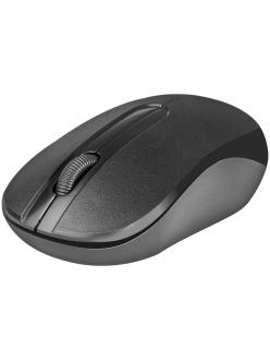 Мышь беспроводная черная <Datum MM-285> 3кн. USB Defender 52285
