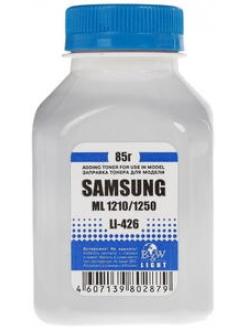 Тонер Samsung ML1210/1520/1610/40/60/1710/2010/216x/SCX-4x00/3x00 (фл.85гр.) <LI-426> B&W 283330