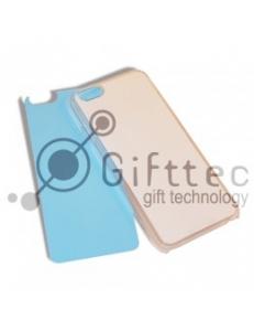 IPhone 6 - Прозрачный чехол пластиковый (вставка под сублимацию) 11092