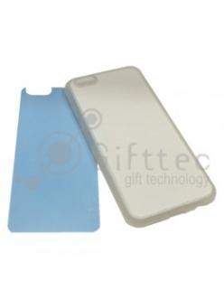 IPhone 6 -Прозрачный силиконовый чехол (вставка под сублимацию) 11159