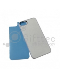 IPhone 7 - Белый чехол пластиковый (вставка под сублимацию) 11179