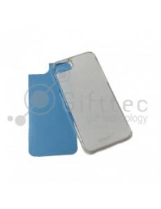 IPhone 7 - Прозрачный чехол пластиковый (вставка под сублимацию) 11180
