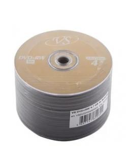 DVD+RW VS 4.7Gb 4x тех.уп.(50шт.)в пленке 4607147620601
