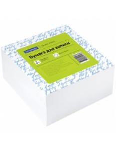 """Блок для записей 90х90х50мм белый <КБ9-5 Бн> """"Спейс"""" 153171"""