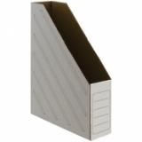 "Накопитель архивный А4 ширина 75мм (микрогофрокартон) Белый ""OfficeSpace"" 158551"