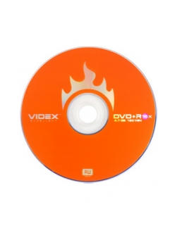 "DVD+R VIDEX 4.7Gb 16x ""Brand"" без уп. 2000154100012"